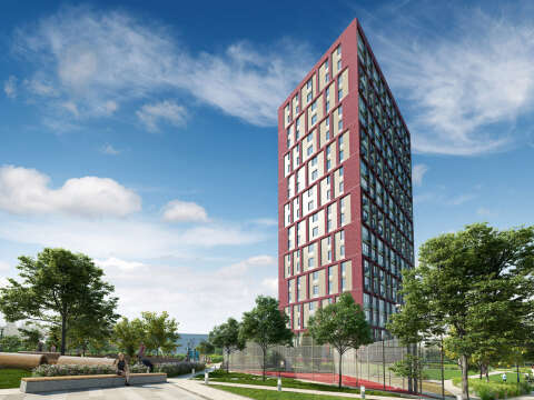 Апартаменты комфорт-класса Citimix С отделкой от 4,2 млн рублей.